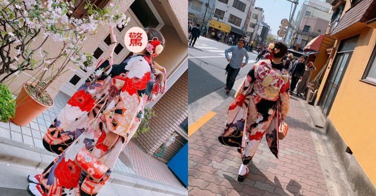 ※注意※ 前方超正日本妹!他出賣絕美和服照「沒錯就是我阿嬤…」網全嚇傻!