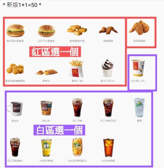 照著點省超大!麥當勞店員揭密「甜心卡隱藏技能」買到賺到…盤子才漢堡搭套餐點
