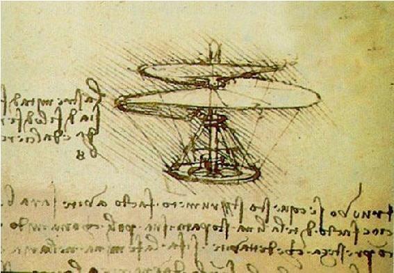 [真相]達文西是時空旅人?於500年前就知道2019年的人拿著「矩形玻璃」...