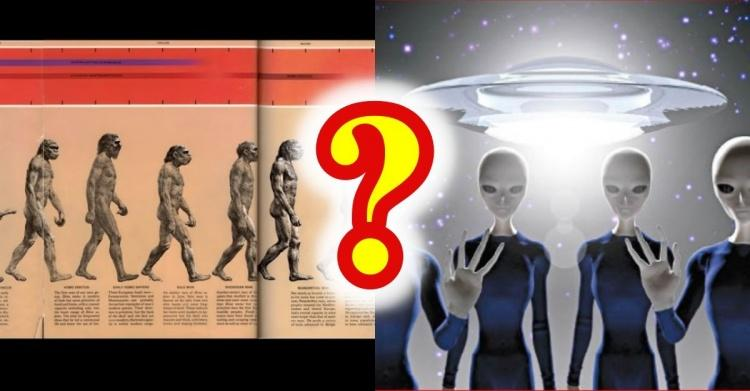 人真的是演化而來?統整人類擁有「地球萬物皆沒有的六大特徵」網:難道我們是外星人?