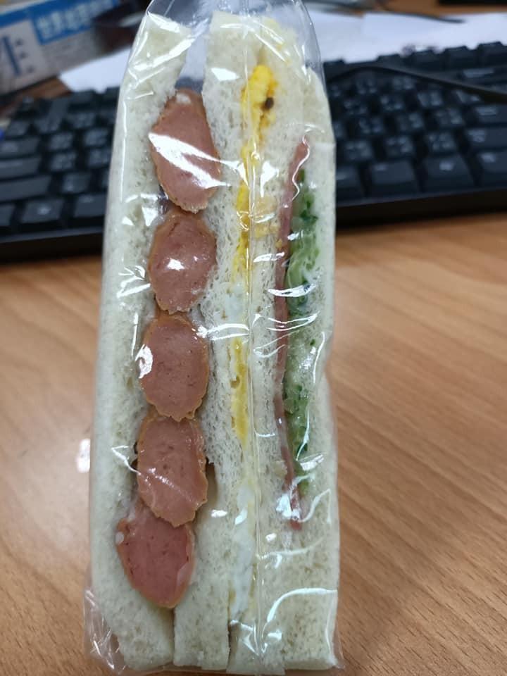 早餐店三明治「有肉有菜」卻不貴!他問:利潤低為何還要早起做 內行說話了