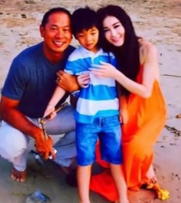 51歲溫碧霞老公近照曝光,終於知道溫為何17年來不願為他生子!