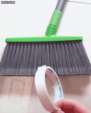 家裡頭髮滿天飛?教你幾個簡單實用的方法,解決30年的困擾