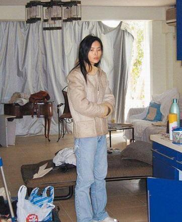 只有20平方! 藍潔瑛生前住所曝光,乾淨整潔,原來她一點都不邋遢