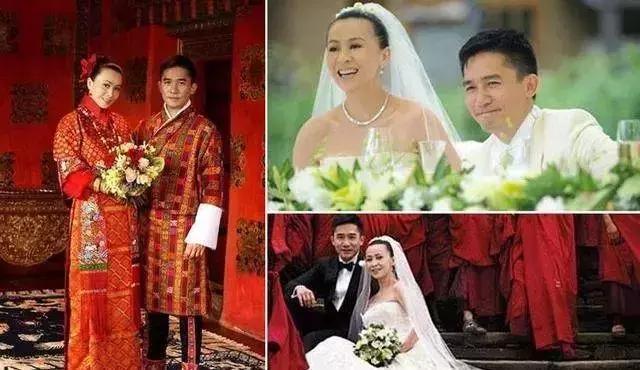 林心如結婚趙薇只給了10萬禮金,而他結婚,趙薇手一揮就是200萬